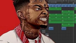 21 Savage - No Heart (Remake)