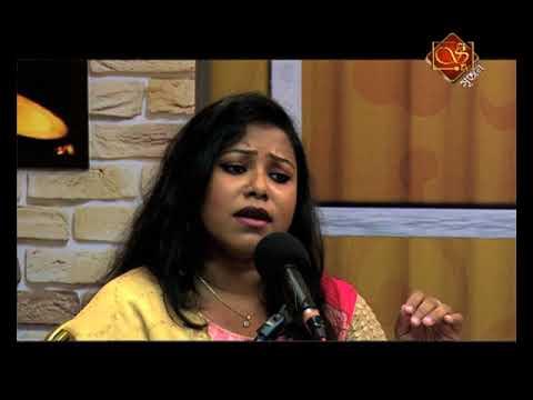 Sulagna Sarkar :: A Musical Journey of Srijan TV
