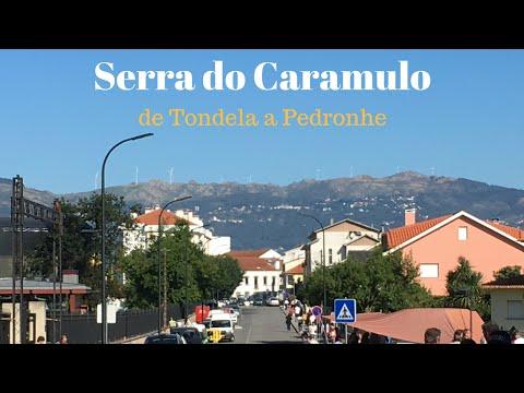 Portugal 2016 | De Tondela a Pedronhe - Subindo a Serra do Caramulo