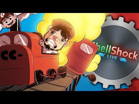 HIGH LEVEL TRAINWRECK! | Stuck in No Man's Land! (Shellshock