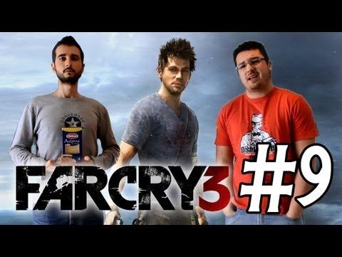 Τα παίζουμε με  :Farcry 3 (Μέρος 9) : Αυτό με τη δράση!