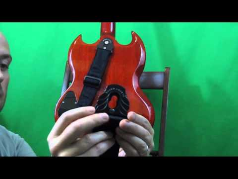 Planet Waves Planet Lock Guitar Strap Review
