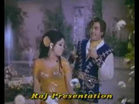 Tu Mujhe Thaam Le Ki Main Gir Na Jaoon - Suraj Aur Chanda (1973)