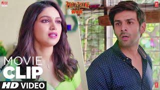 Tapan Singh Ya Tapasya Singh? | Movie Clip | Pati Patni Aur Woh |Kartik A,Bhumi P, Ananya P