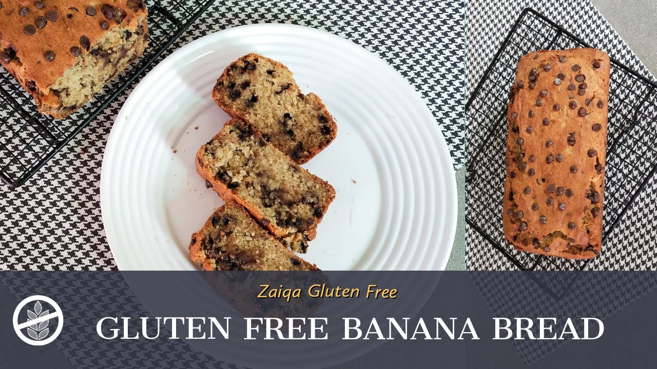 Download Gluten Free Banana Bread Recipe