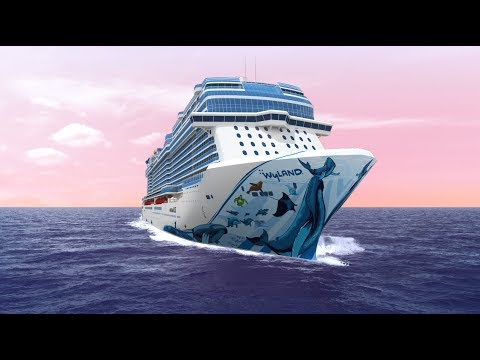 Norwegian Bliss - Imagine Incredible Firsts