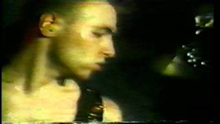 Rollins Band (Toronto 1987) [13]. Burned Beyond Recognition