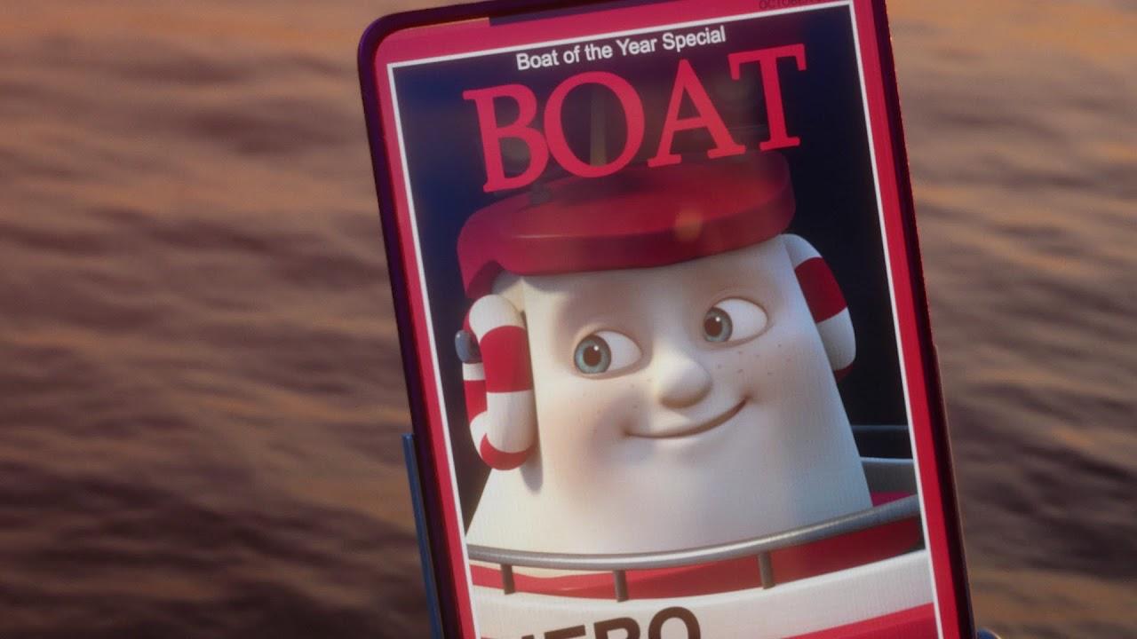 Поднять якоря! - Trailer