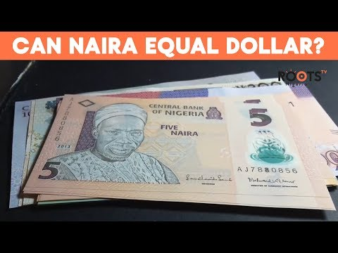 The Valueless Nigerian Naira