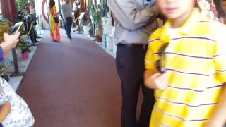 TheDinhFamily - Gia đình đi chùa Đài loan - Mùng hai tết 2017 Đinh Dậu