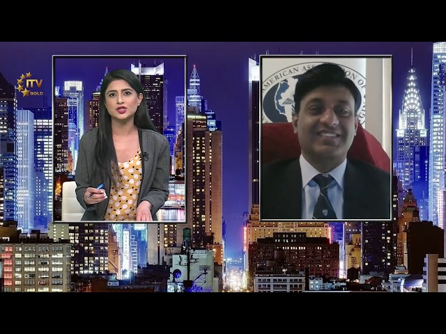 Dr. Suresh Reddy on Rising COVID-19 Cases, Hotspots & Universal Masking - AAPI - Chicago