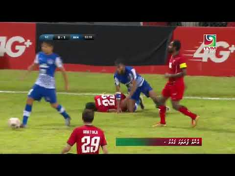 AFC Cup 2018 Preliminary Stage - TC Sports Club vc Bangalore FC - Second Half