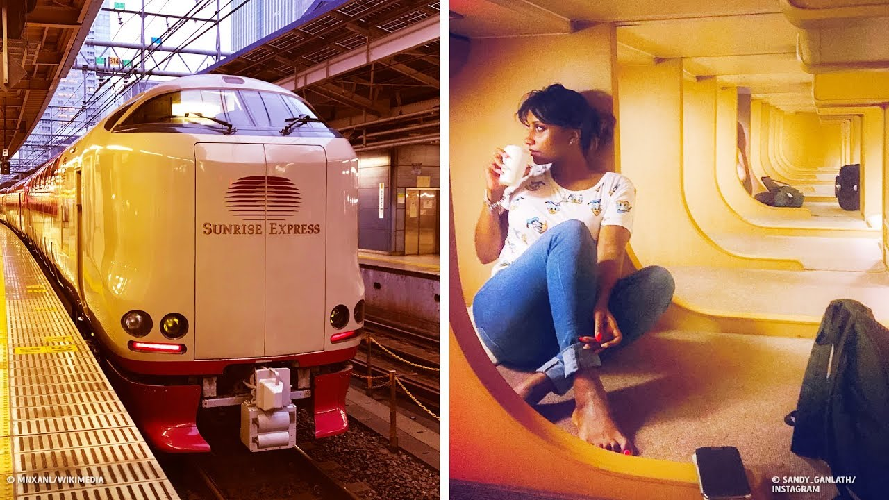 Why Japanese Trains Surprise Tourists So Much
