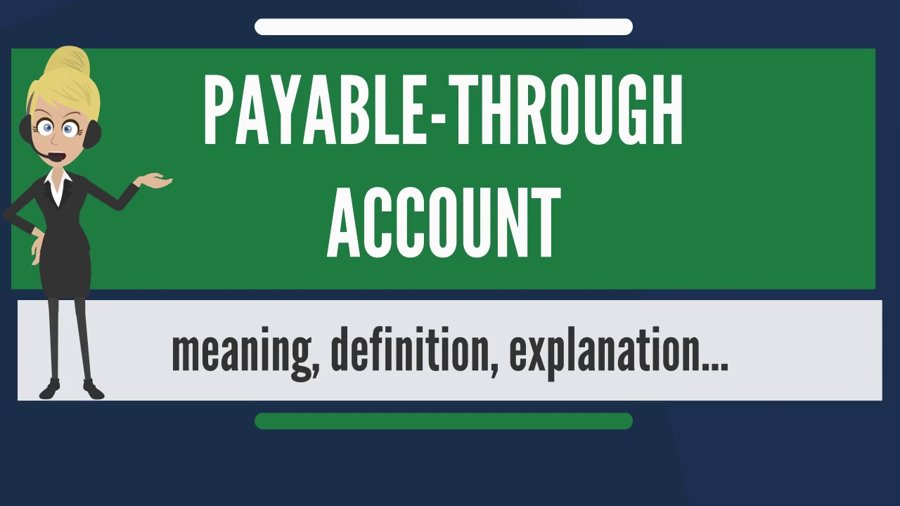 what is payable