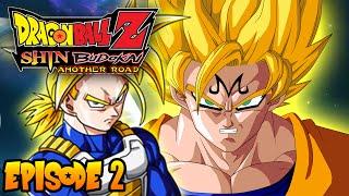 "Dragon Ball Z - Shin Budokai: Another Road - Episode 2 ""Majin Goku?"""