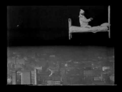 Edison 1903 - Dream of a Rarebit Fiend