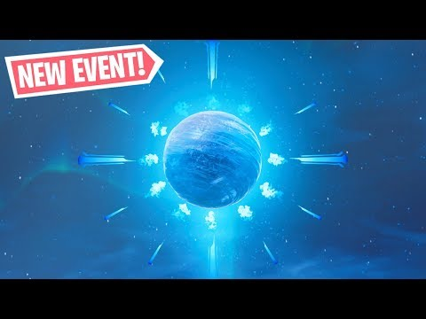*NEW* ICE STORM EVENT HAPPENING RIGHT NOW! (Fortnite 24/7 Livestream)