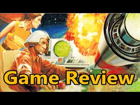 Missile Command Atari 2600 Review - The No Swear Gamer Ep 425