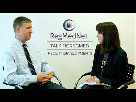 #TalkingRegMed 7: Cell therapy and big pharma with Sven Kili, GSK