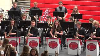 """Twistin' the Night Away"" by the Cedarville Jazz Band"