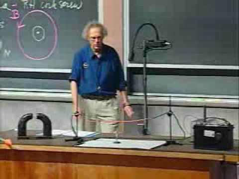 Lecture 11  Magnetic field  Lorentz Force  Torques  Electric