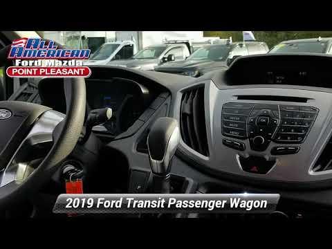 Used 2019 Ford Transit Passenger Wagon T350, Point Pleasant, NJ U12185