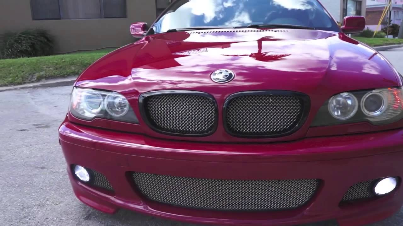 2005 Bmw Performance Package Zhp For Sale In Excellent