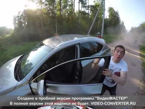 Канал «Россия 1» выставил пострадавшим водителя, напавшего на мотоциклиста