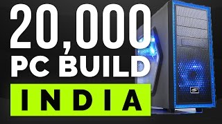 20,000 Rs Price Cheap Indian Gaming PC. [PC Build India]