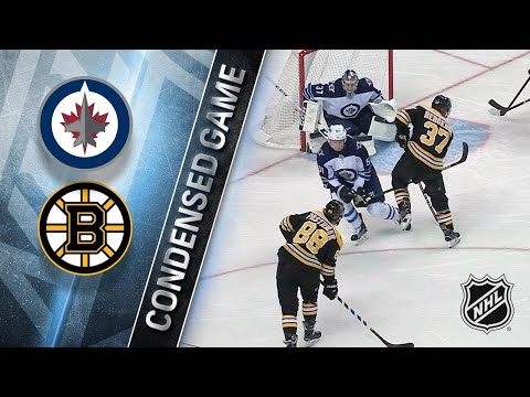 12/21/17 Condensed Game: Jets @ Bruins