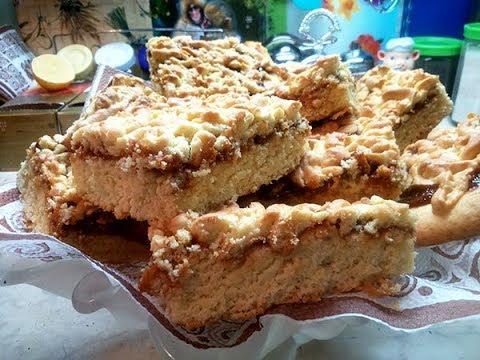 Печенье домашнее «Кара-Кум»  с начинкой - просто, быстро и вкусно!    Источник: Km-doma.ru