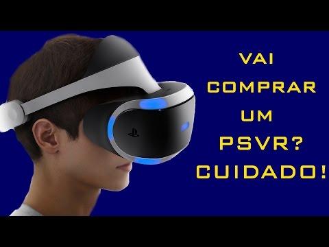 Vai comprar o PlayStation VR? CUIDADO!