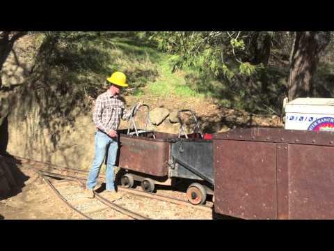 Julian Train & Gold Mine Tour at Smith Ranch (bonus footage)