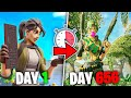 656 Days of Fortnite Progression...