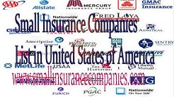 List of Insurance Companies for Auto Insurance and Cheap Insurance in United State