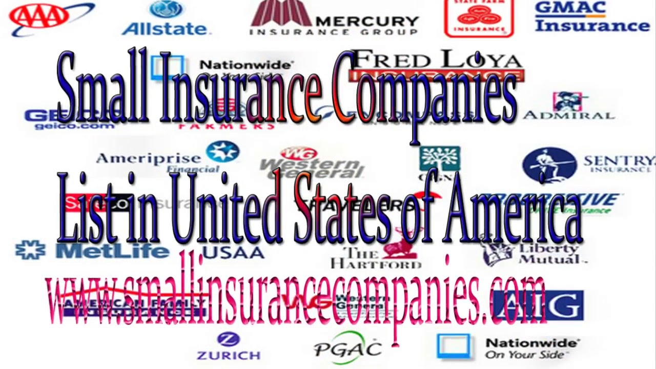 Auto Insurance Companies List >> List Of Insurance Companies For Auto Insurance And Cheap Insurance In United State