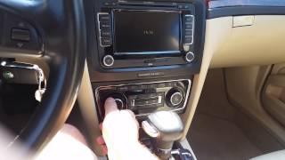 Przewietrzanie auta w duży upał w Skodzie Superb