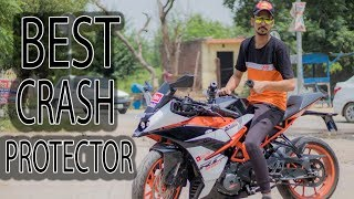 BEST CRASH GUARD FOR KTM RC390 IN INDIA