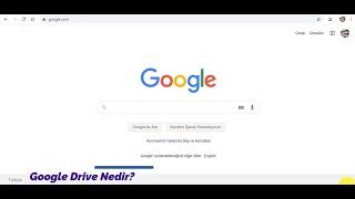 Google Drive Kullanımı, Google Drive Masaüstü Kullanımı, Google Drive Telefon Uygulaması Kullanımı