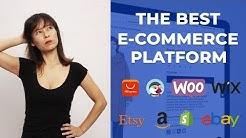 WooCommerce vs Prestashop vs Shopify vs Wix vs Amazon vs eBay vs Etsy vs AliExpress in 2019