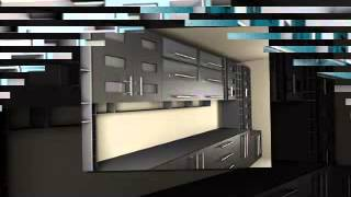 новый дизайн кухни, шкафы, стеллажи, полки фасады на кухне, дизайн кухонной мебели(, 2014-02-01T09:18:54.000Z)