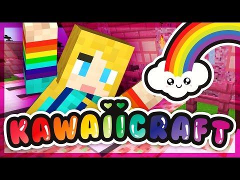 WELCOME TO KAWAIICRAFT! | KawaiiCraft Ep 1