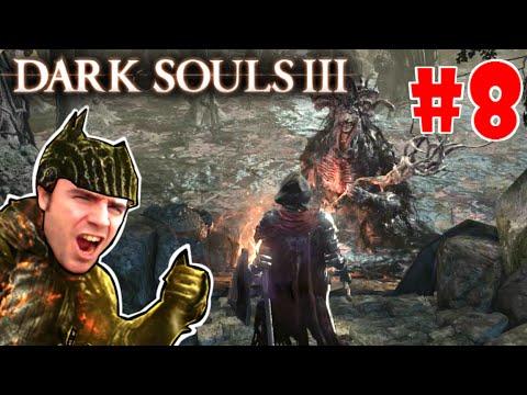 Dark Souls 3 gameplay: TORREON DE FARRON - Pantano lleno de secretos y BOSS EPICO! EP.8