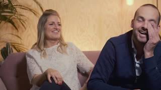 NIET OP TV: Babbelbox huwelijk Tim & Elke   Blind Getrouwd