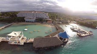 2015 Ocho Rios Jamaica Sandal's Grande Riviera Catamaran