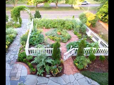 Easy DIY Cottage Style Garden Design Decorating Ideas YouTube