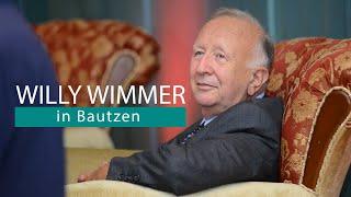 Willy Wimmer am 24. August 2018 in Bautzen