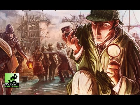 Watson & Holmes Gameplay Runthrough