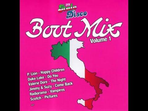 Zyx Italo Disco Boot Mix   Vol  01  2016