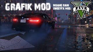 GTA V Grafik Mod SweetFX/InsaneRain + Installation | Redwood